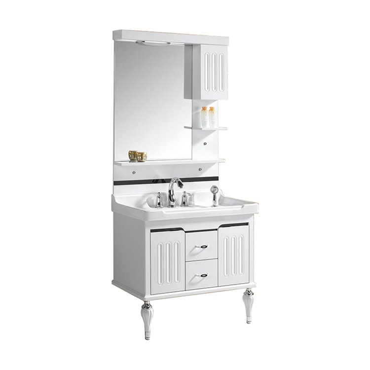 High Quality Bathroom Vanity India Vanity Mirrored Cabinet For Storage Buy French Style Economic Bathroom Vanity Wholesale Mirrored Furniture Bathroom Vanity India Product On Alibaba Com