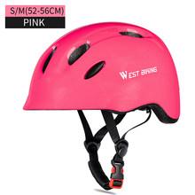 WEST BIKING Детский велосипедный шлем EPS Легкий велосипедный роликовый защитный шлем для скейтборда детский дышащий шлем для езды на велосипеде(Китай)