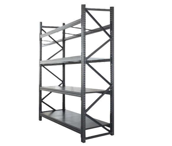 Adjustable Middle Duty Warehouse Stacking Rack System