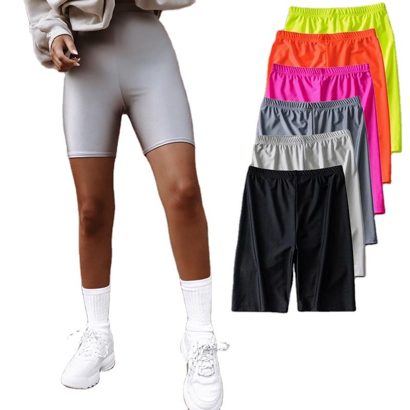 Pantalones Cortos De Ciclista Para Mujer Licra Elasticos Ajustados De Cintura Alta Para Yoga Deportes Motociclista Buy Botin Biker Shorts Gimnasio Cross Fit Mujer De Baloncesto De Pantalones Cortos De Malla De Spandex De Mujer Pantalones Cortos De Mujer