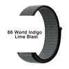 66 World Indigo Lime Blast