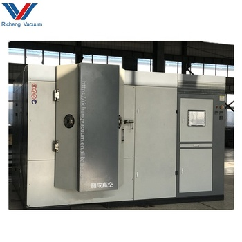 Arc ion and magnetron sputtering system thin film coating/diamond like carbon coating dlc coating
