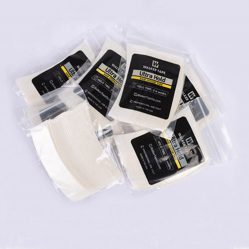 BQ Strong Adhesive Fast shipping 36 PCS Cheap Price Double Side For Toupee Wig Ultra Hold Tape
