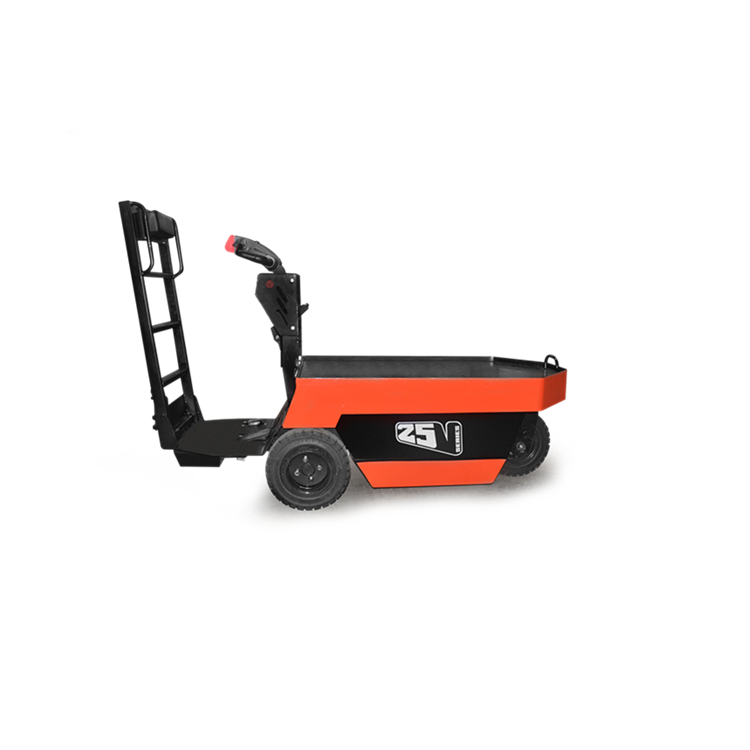 RED-LIFT 2.5ton electric tow tractor QDD25P with DC power tractors
