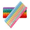 keyboards random color