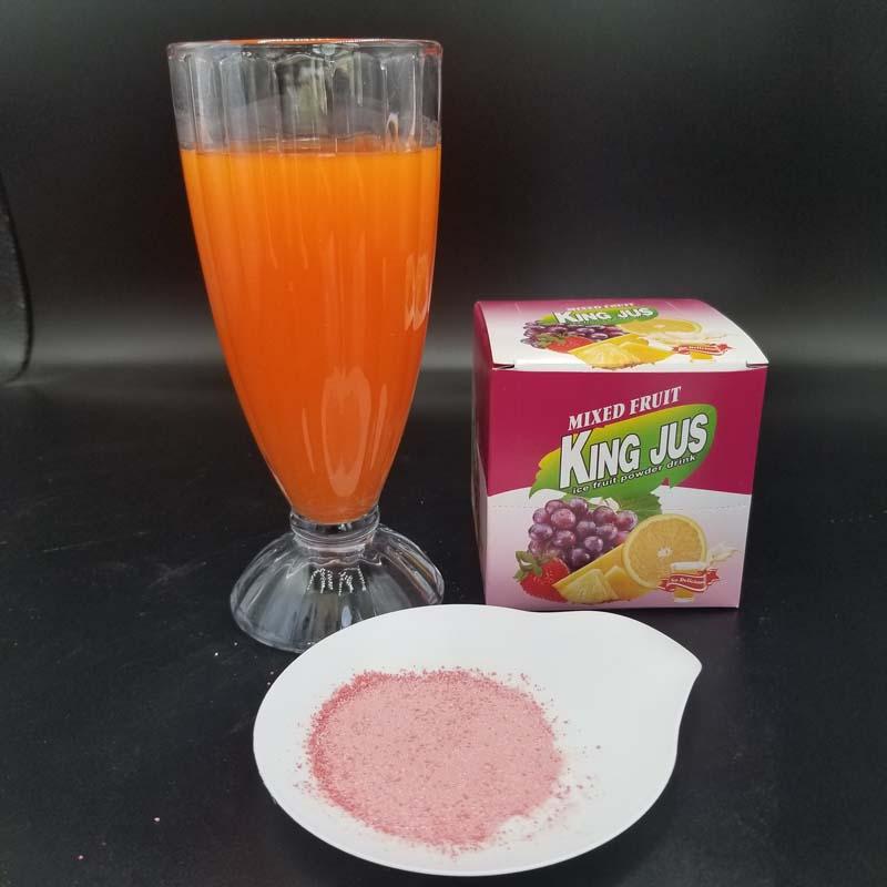 Лидер продаж, фруктовый порошок для мгновенных напитков, Тропический Сок