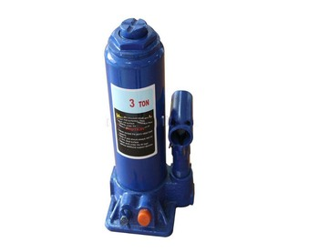 2-50 ton Hydraulic bottle jack for lifting car repair car with safety valve