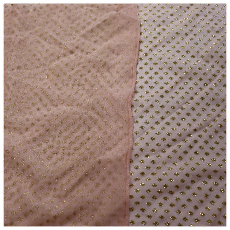 Самая популярная фабричная ткань из полиэстера и тюля для юбки для девочек