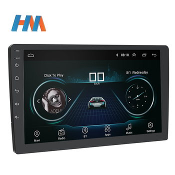9 inch Android Car Radio 2.5D GPS Navigation Autoradio Multimedia DVD Player BT WIFI Mirror Link 2 Din Car Audio Stereo