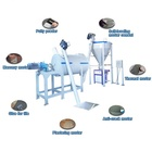 Mortar Europe Technology New Product Simple Skim Coat And Dry Mortar And Putty Powder And Tile Adhesive Production Line