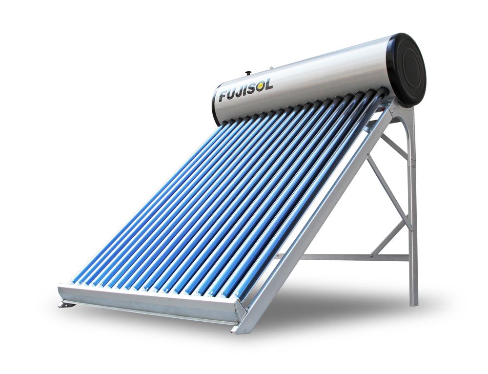 2021 хорошая цена, высокоэффективный вакуумный трубчатый Солнечный нагреватель