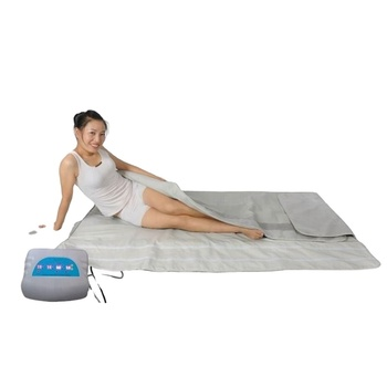 FUERLE IN-8116 professional salon use infrared thermal sauna blanket for weight loss good reviews