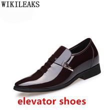 Дизайнерские мужские туфли; Роскошные брендовые туфли-оксфорды без шнуровки для мужчин; Модельные туфли с острым носком; Мужские свадебные ...(China)