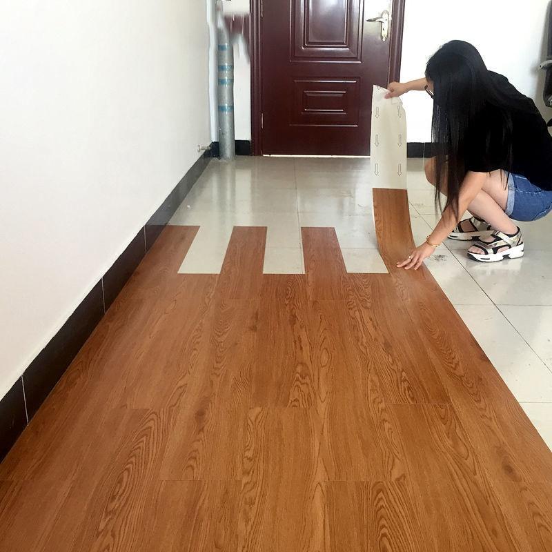 low price roll simple pvc flooring wood style vinyl plastic flooring tiles
