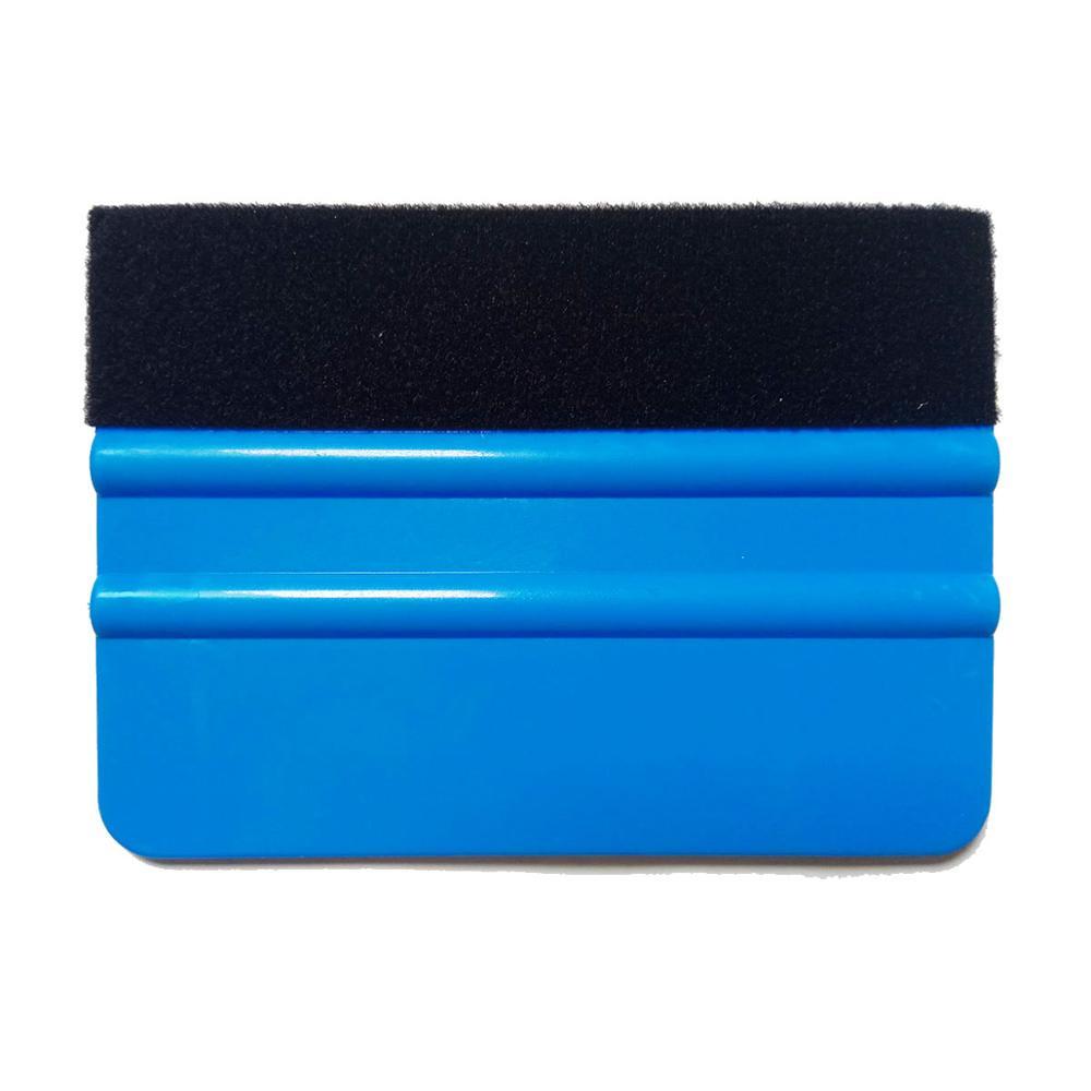 CNGZSY автомобильный виниловый скребок для упаковки пленки с 3m войлочной бумагой скребок для защиты мобильного экрана наклейка инструмент для очистки окон A60F