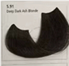 5.91 Deep Dark Ash Blonde