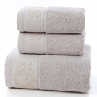 Towels Bath Towel Towels Bath Set Wholesale Luxury Towels Bath 100% Cotton 3 Pieces Towel Sets Wholesale Bath Towels
