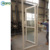 PVC Vinyl Laminated Glass Front Hurricane Impact Casement Doors Price