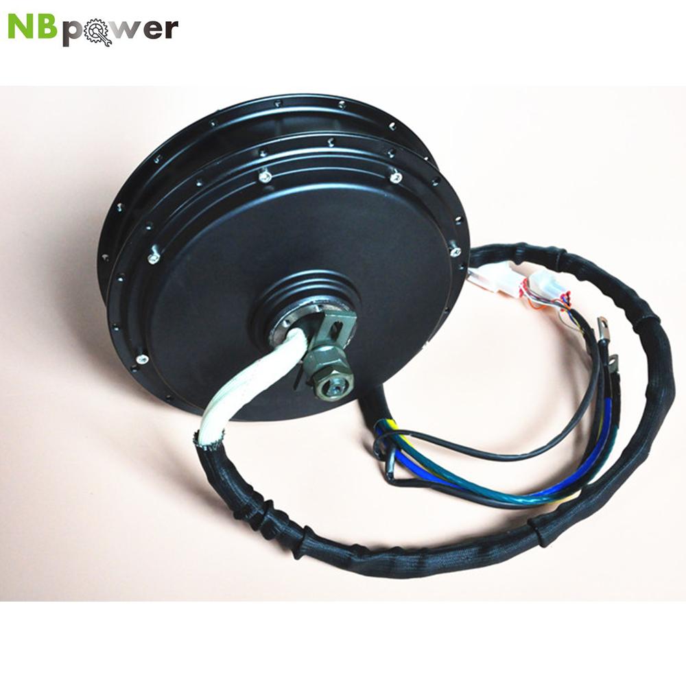 100 км/ч бесщеточный электродвигатель для велосипеда 5000 Вт электродвигатель для электровелосипеда