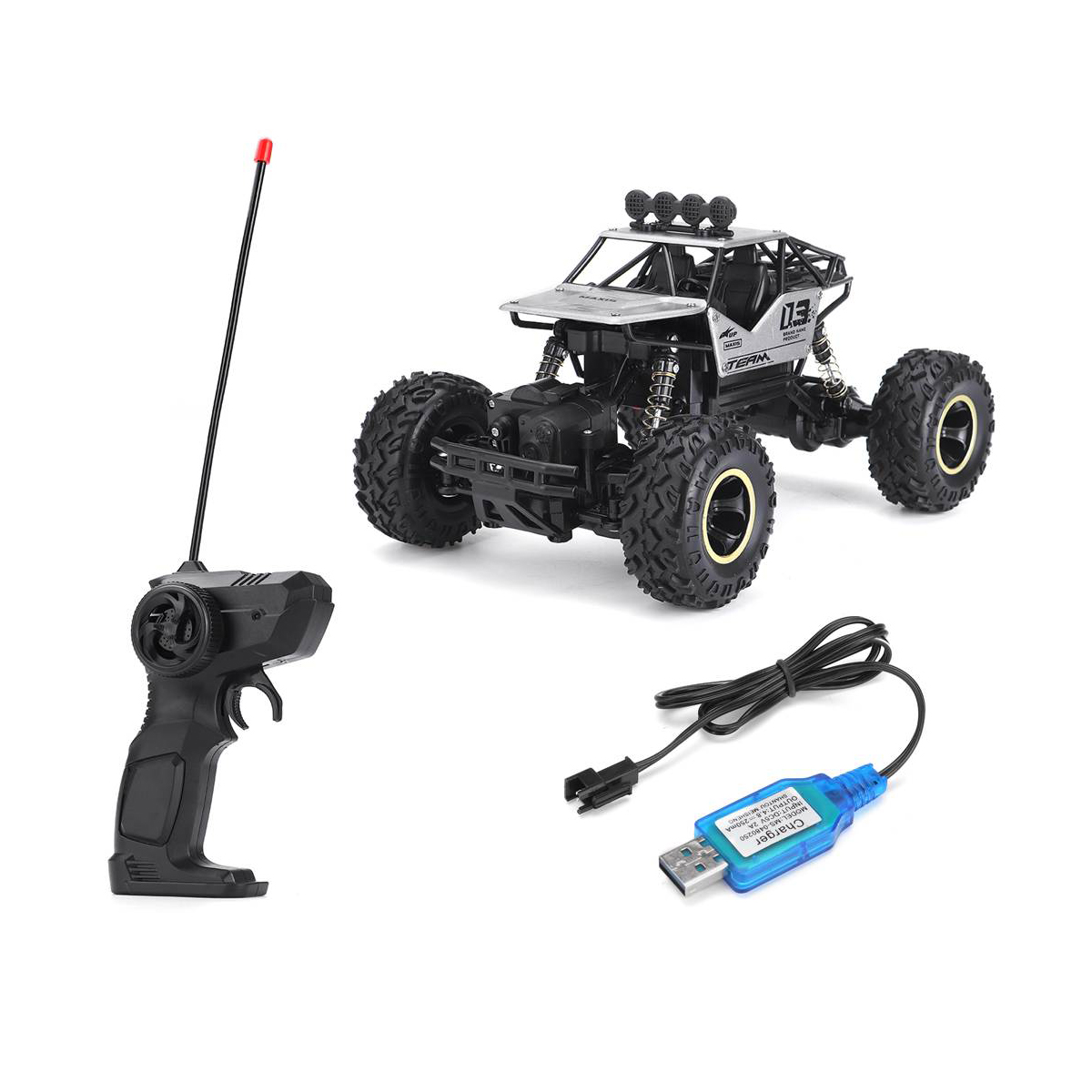 Remote controlled car rc 4wd updated version 2.4g radio remote control car