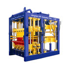 Interlocking Hollow Block And Interlocking Making Machine QT10 Building Concrete Cement Interlocking Hollow Paver ICF EPS Block Brick Making Machinery Price