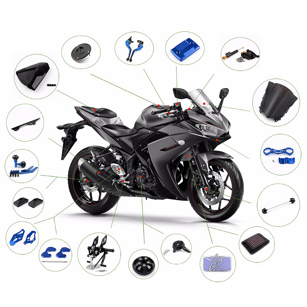 motorbike body parts wholesale racing motorcycle cnc part for yamaha dirt bikes r3 r25 buy motorcycle cnc part motorcycle parts chinese motorcycle