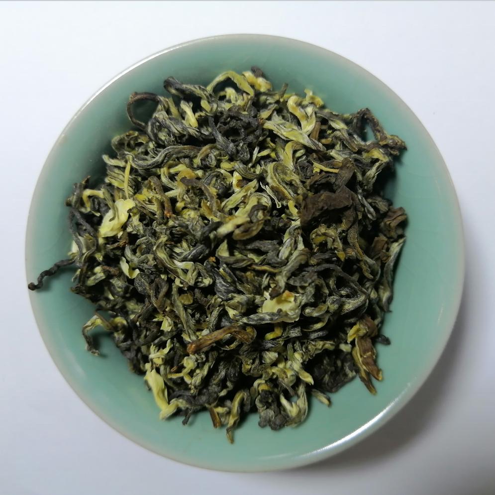 Factory direct sales jasmine green tea high quality fragrance jasmine pearl tea dragon jasmine tea - 4uTea | 4uTea.com