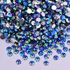 Silver base Sapphire AB