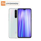 Xiaomi Redmi Note 8 Pro 6GB 128GB Mobile Phone 6.53 inch Waterdrop Notch Screen 64MP AI Qual Photos MIUI 10 Note 8 Pro Redmi