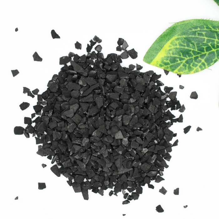6x12 mesh size Coconut shell based activated carbon for gold adsorption