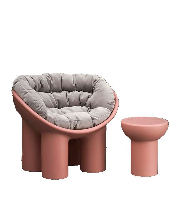 living room furniture Roly poly chair