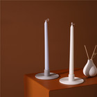 hot sale round table votive decorative candle stick holder for wedding decoration