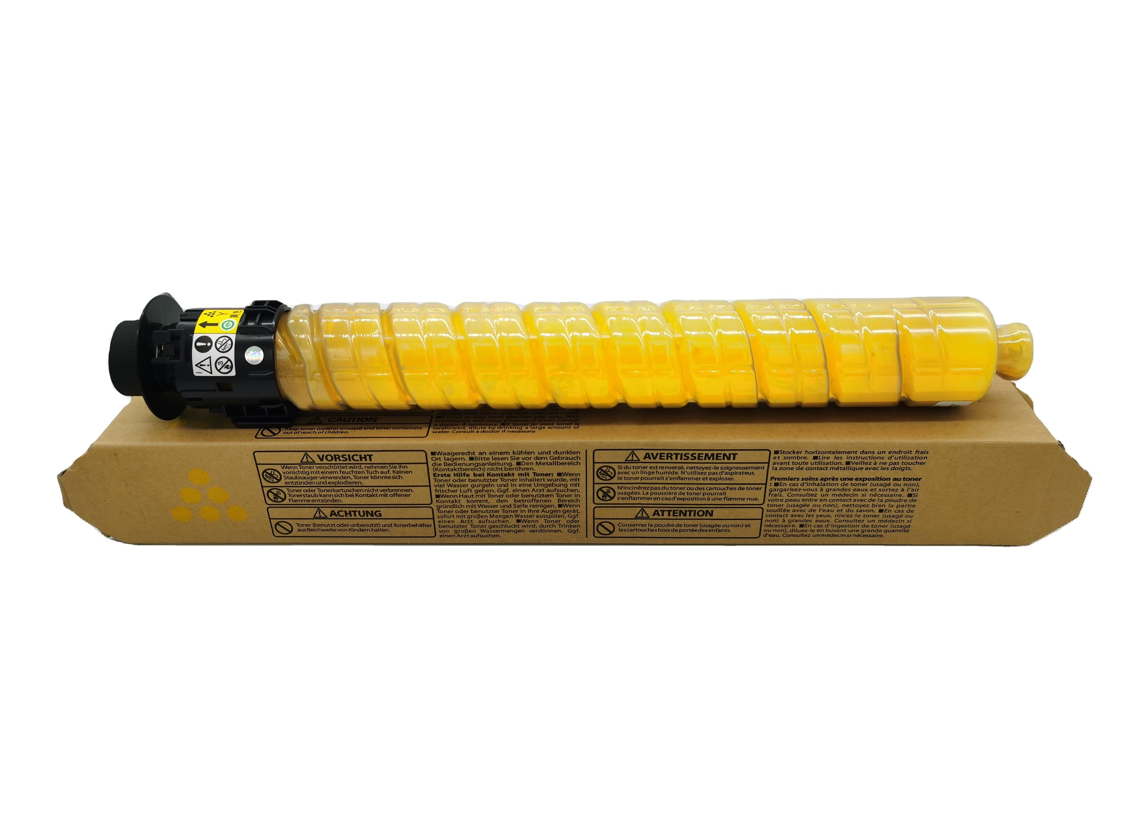 Compatible MPC3501MP 3501 toner cartridge for Ricoh MPC3300 C4000 C5000 C2800 MPC 2800 MPC3501 MP C5501 toner chip