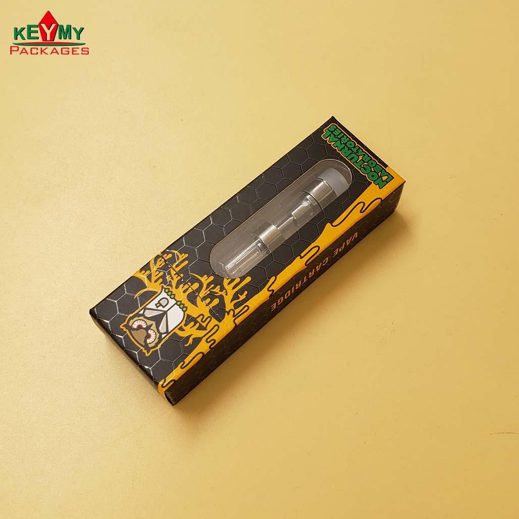 Индивидуальный Роскошный прозрачный поднос с коробкой для электронных сигарет