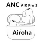 Headset Air 3 Pro Gen 3 Wireless Headset ANC True Noise Cancellation Transparent Mode Airoha Air2 I12 I200 I500 I3000 I10000