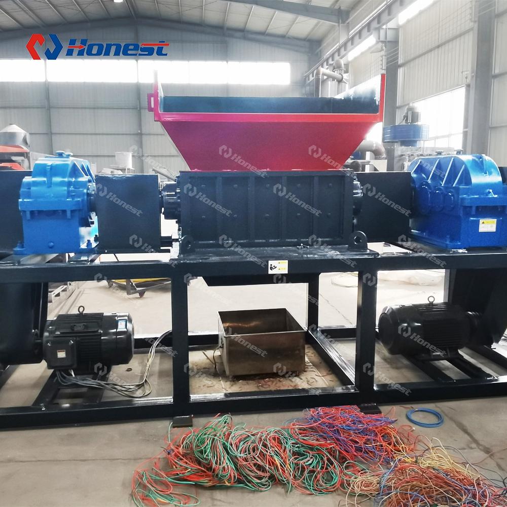 Высокоэффективный измельчитель картонных коробок, изготовленных в Китае