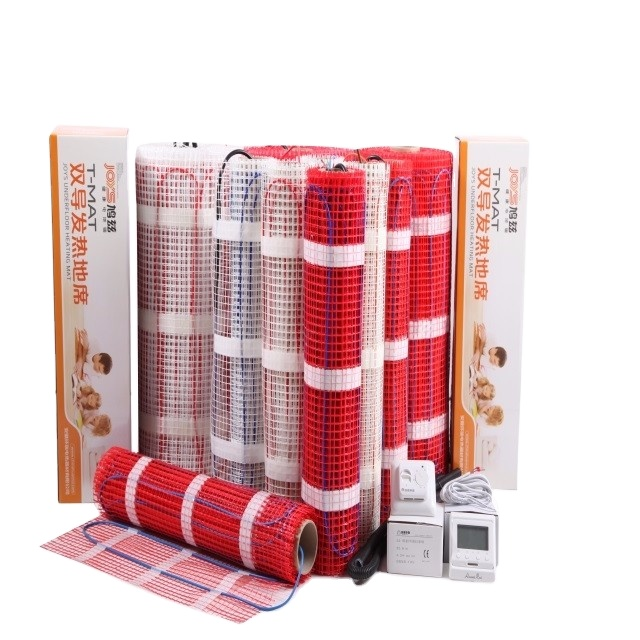 CE certified radiant floor heat mat