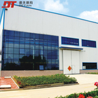Building Structure Structure Industrial Building 2020 China Industrial Building Warehouse Prefab Prefabricated Steel Structure Building