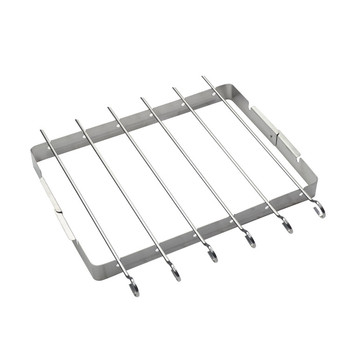 High Quality Fast Delivery Kabob Kebab Skewer Stand Stainless Steel