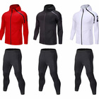 Sport Jackets Mens Suits Tracksuit Sport Suit Winter Men Soccer Running Hoodie Jackets Long Sleeve Tracksuit Men Soccer Jersey Training