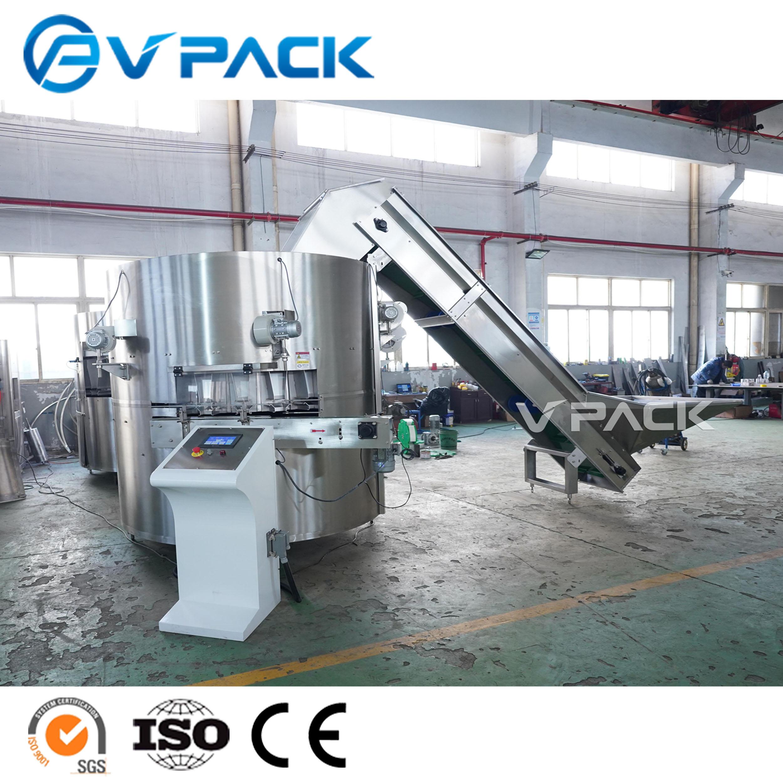 Bottle Sorting Machine For Pet Bottle/Mineral Water Production Line Bottle Unscrambler Machine