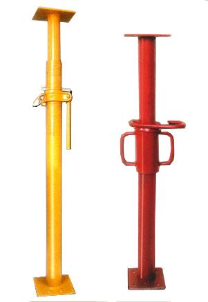 ADTO adjustable Scaffolding acrow shoring props post shore steel prop for sale