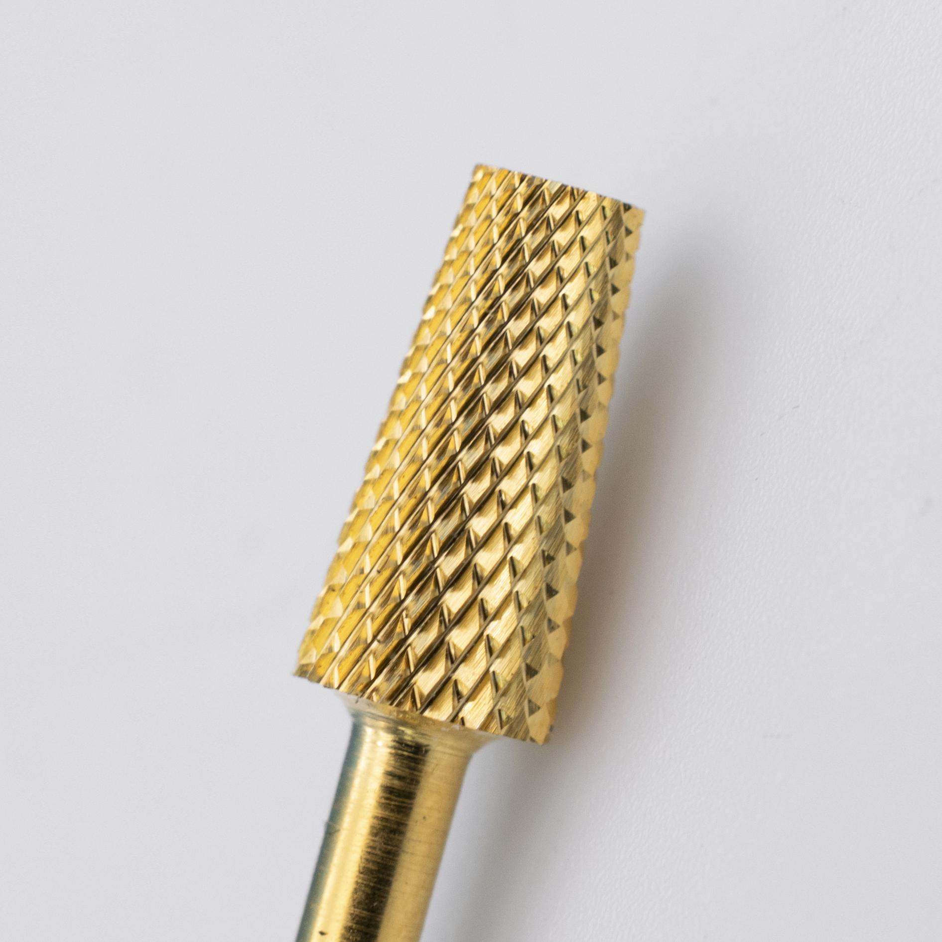 Коническая бочка Chiyan, Карбидное сверло для ногтей, набор конусных сверл 3/32 дюйма