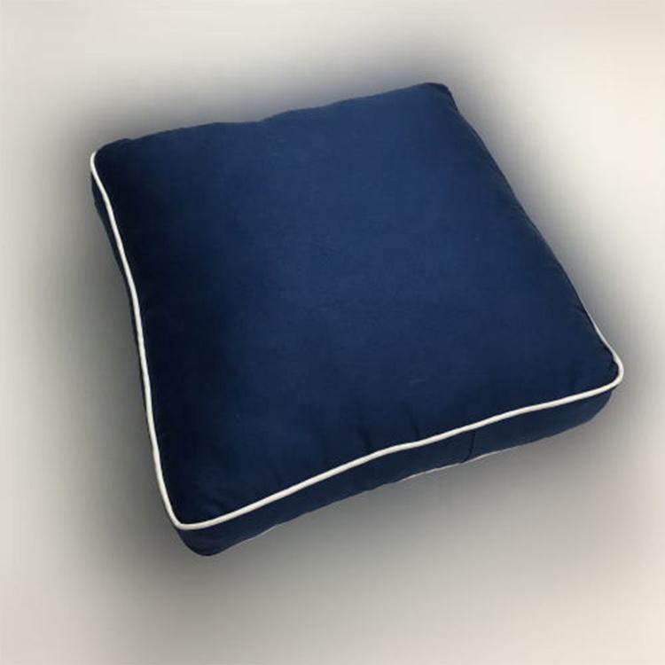 wholesale flower digital print floor pillow floor pillow cushion large knee pillow for home