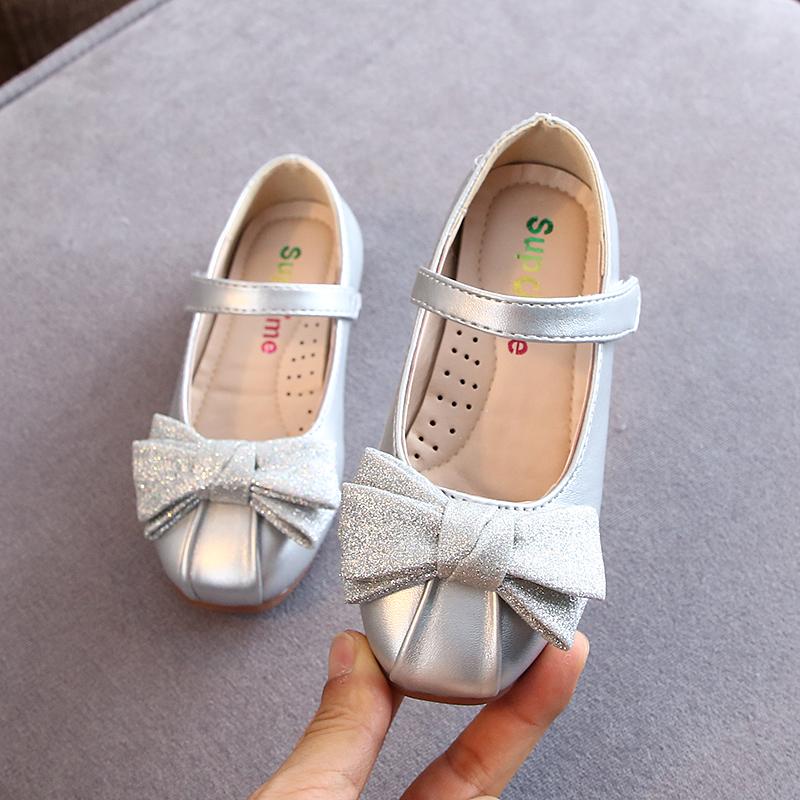 2021 Детские высококачественные балетки для танцев девочек