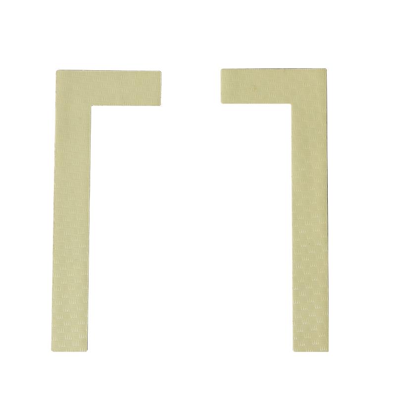 Люминесцентное алюминиевое шаговое оповещение/люминесцентное шаговое оповещение
