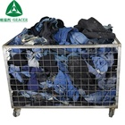 Second Hand Jeans First Grade Used Clothing Bale UK Wholesale Used Clothes