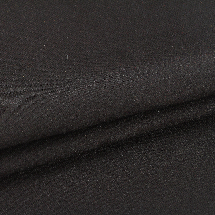 Custom color real scuba crepe material China knitted fabric for garment