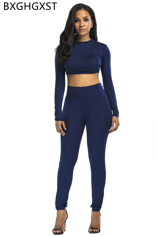 Женский спортивный костюм из двух предметов, сексуальная клубная одежда, женская одежда размера плюс женский комплект 2 шт., розовый спортив...(Китай)