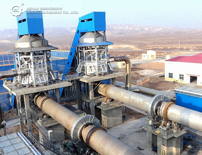 Advanced Quick Lime Complete Plant/Factory of Lime